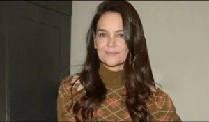 PHOTO Katie Holmes en couple : son compagnon de 33 ans officialise leur relation