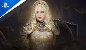 Black Desert - New Class Nova Update | PS4
