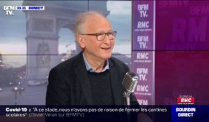 "Un million de vaccinés fin janvier ? ""Il y a des chances qu'on y arrive"" estime le Pr Alain Fischer"