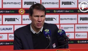 La réaction de Rudi Garcia