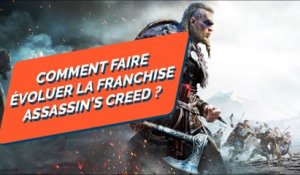 QUEL FUTUR POUR ASSASSIN'S CREED ?