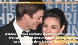 La Minute d'Ashton Kutcher