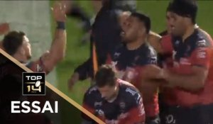 TOP 14 - Essai de Christopher TOLOFUA (RCT) - Toulon - Paris - J19 - Saison 2020/2021