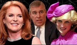 Why Sarah Ferguson's and Andrew Divorce Settlement Was Minuscule Compared With Princess Diana's.