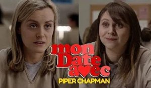 Mon date avec...Piper Chapman Orange is the new black