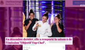 Top Chef 2021 : qui est Charline Stengel, gagnante d'Objectif Top Chef ?