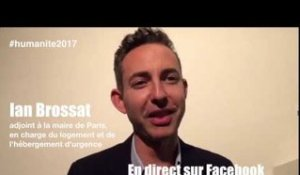 Se loger à Paris : Ian Brossat en direct sur Facebook