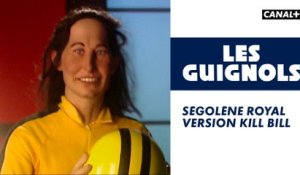 Ségolène Royal version Kill Bill - Les Guignols - CANAL+