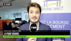 POINT BOURSE - Emission du mardi 9 février