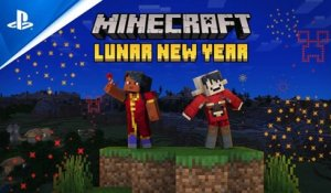 Lunar New Year comes to Minecraft Marketplace | PS5, PS4