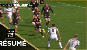 TOP 14 - Résumé Stade Toulousain-Section Paloise: 31-9 - J16 - Saison 2020/2021