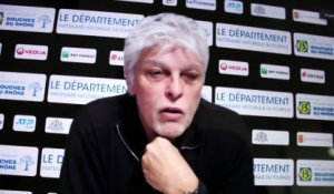 "ATP - Marseille 2021 - Jean-François Caujolle : ""Si Roger Federer peut gagner Wimbledon ? Why not !"""