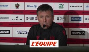 Ursea : «On connait l'importance de Youcef (Atal)» - Foot - L1 - Nice