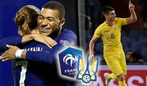 France-Ukraine : les compositions officielles