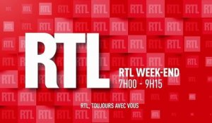 Le journal RTL de 8h