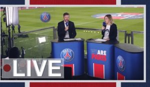 Replay : L'avant match Paris Saint-Germain - Lille LOSC au Parc des Princes