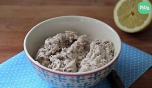Rillettes de chinchard