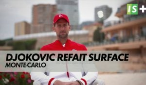 Djokovic refait surface