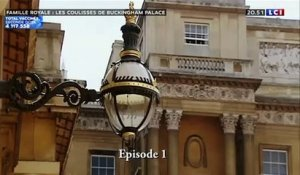 "Extrait du documentaire ""Les coulisses de Buckingham Palace"""