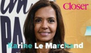 CLOSER La biographie de Karine Le Marchand