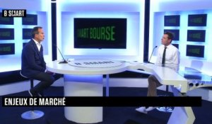 SMART BOURSE - L'invité de la mi-journée : Thierry Guille (Raymond James France)