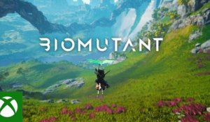 The World of Biomutant