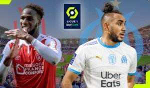Reims-OM : les compositions probables