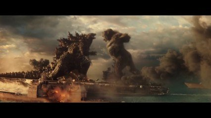 Godzilla vs Kong - L'Hebd'Hollywood 1/05