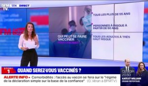 Story 1 : Vaccination, plus besoin d'ordonnance - 30/04