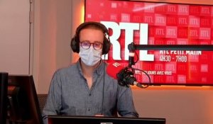 Le journal RTL de 04h30 du 05 mai 2021