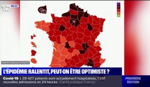 Covid-19: l'épidémie ralentit mais peut-on être optimiste ?