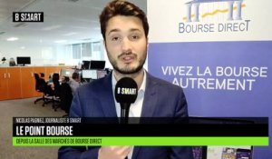 POINT BOURSE - Emission du mercredi 5 mai