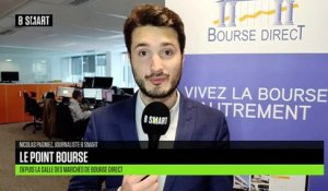POINT BOURSE - Emission du jeudi 6 mai