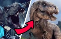 TOP 10 EASTER EGGS de la franchise JURASSIC PARK !