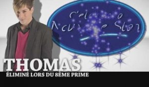 Thomas (Nouvelle Star)