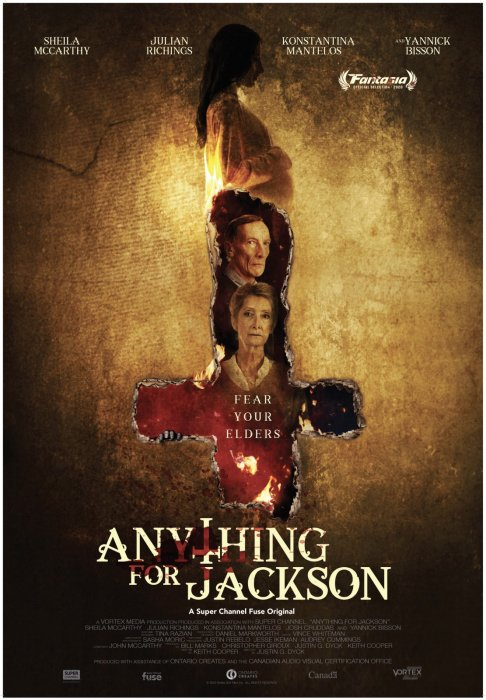 Anything For Jackson : Affiche