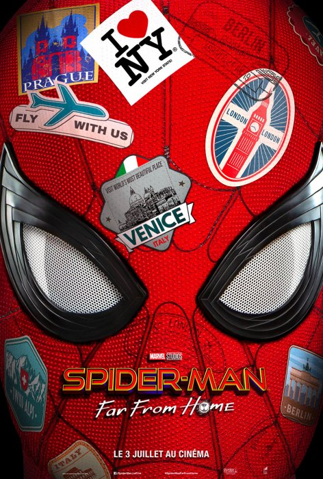 Spider-Man: Far From Home : Affiche