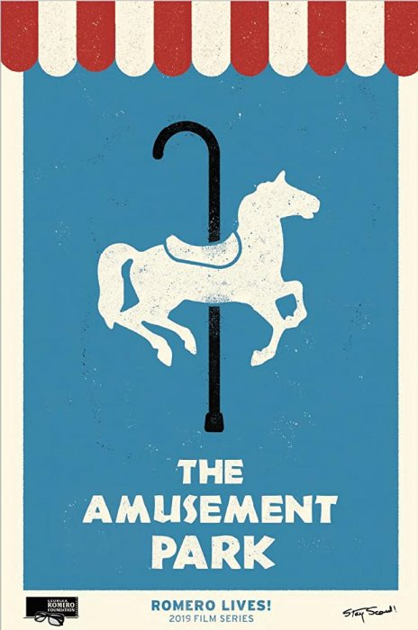 The Amusement Park : Affiche