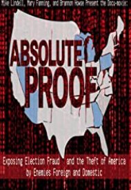 Affiche de Absolute Proof