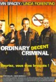 Affiche de Ordinary Decent Criminal