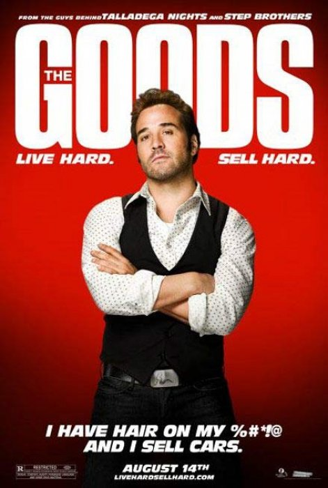 The Goods: Live Hard, Sell Hard : Affiche