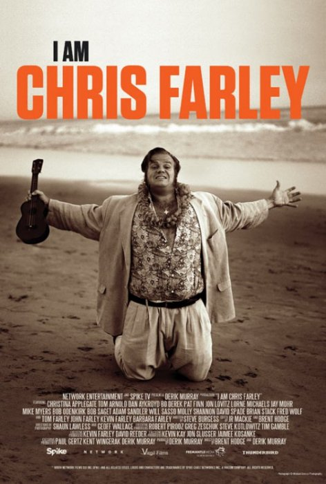 I Am Chris Farley : Affiche
