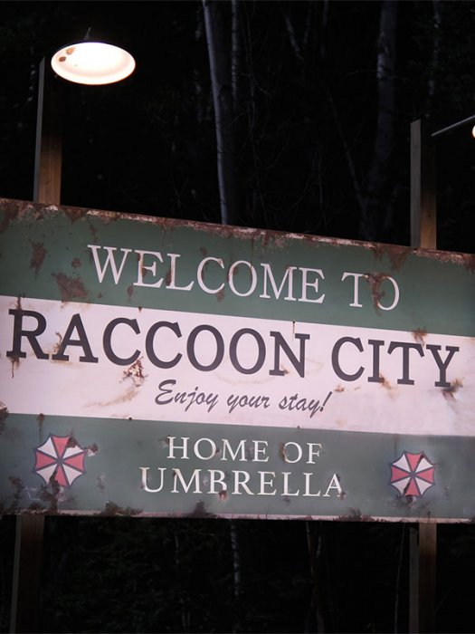 Resident Evil: Welcome to Raccoon City : Affiche