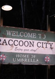 Affiche de Resident Evil: Welcome to Raccoon City