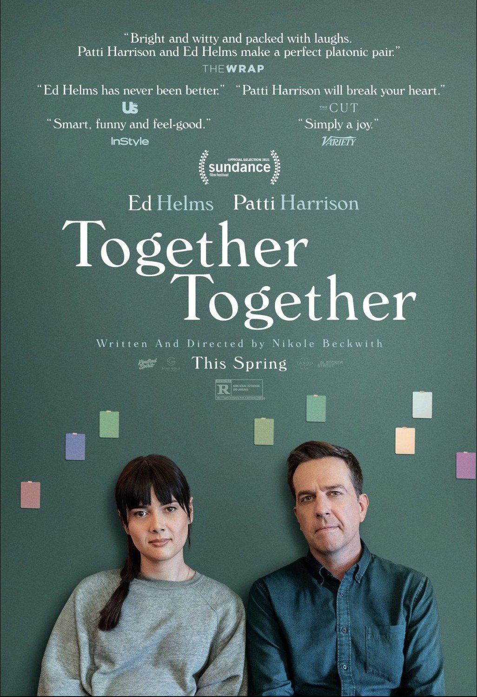 Together Together - film 2020 : les séances, le synopsis, les photos et les  bandes-annonces du film, le casting…