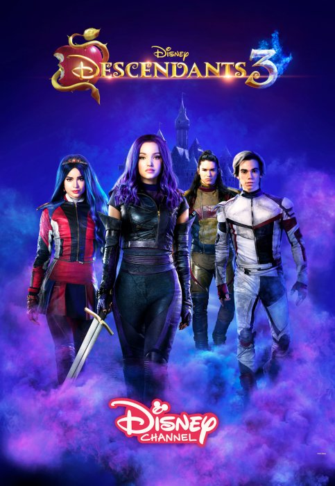 Descendants 3 : Affiche