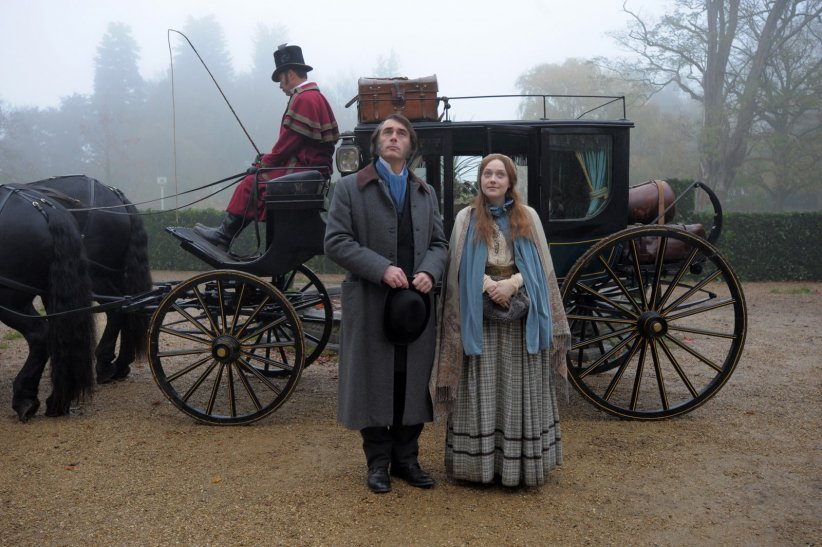 Effie Gray : Photo Dakota Fanning, Greg Wise