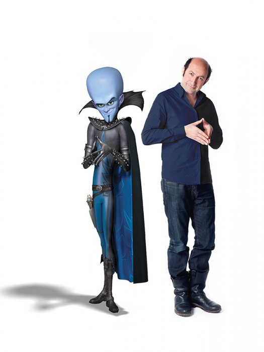 Megamind : Photo Kad Merad