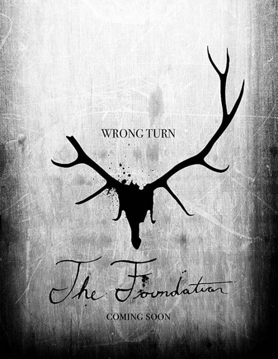 Wrong Turn: The Foundation : Affiche