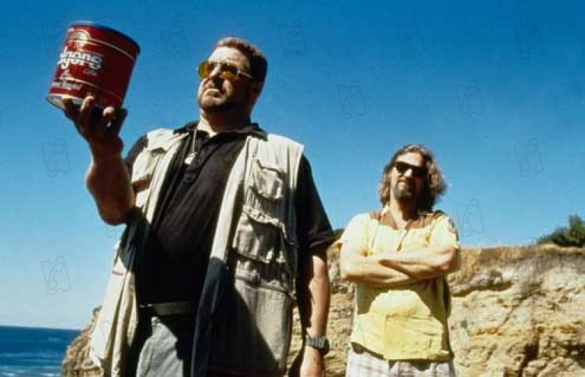 The Big Lebowski : Photo Jeff Bridges, John Goodman